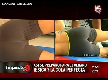 Jesica Cirio cameltoe video